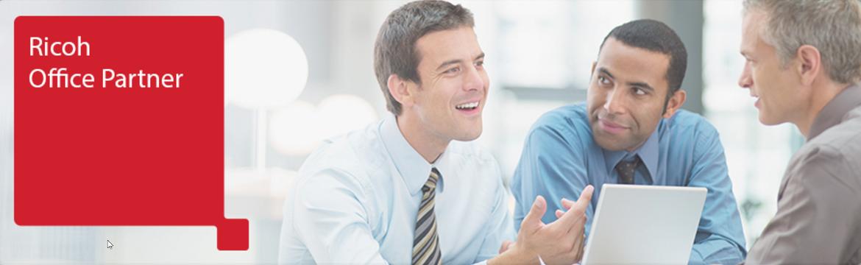 BEL AG ist zertifizierter Office Partner von Ricoh